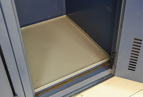 Locker Bottoms (Inserts - Trays)